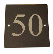 Slate Engraved Decorative Outdoor Signs/Plaques
