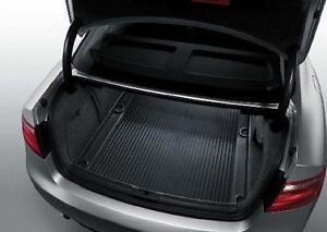 2009 TO 2016 Audi A4 + A5 Genuine Factory OEM Accessory Trunk Cargo Tray/Liner
