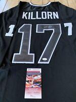 Alex Killorn Autographed/Signed Jersey JSA COA Tampa Bay Lightning