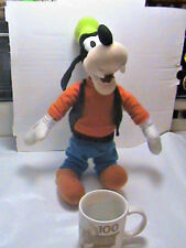 Goofy / Dingo Plush Toy Disney Disneyyana TV Characters