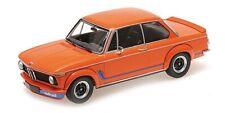 BMW 2002 Turbo 1973 orange 1:18 Minichamps 155026202 neu & OVP