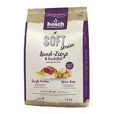 Bosch SOFT SENIOR LAND-ZIEGE & KARTOFFEL 2,5kg - Single Protein Hundefutter
