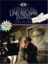 Behind the Scenes with Count Olaf A Series of Unfortunate Events Movie Book