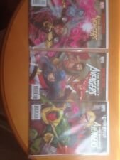 Mighty Avengers (2007) #21 22 23 DARK REIGN Connecting Covers - 3x Marvel Comics