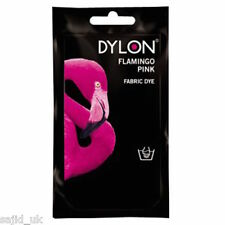 Dylon Fabric and Clothes Hand Dye 50g - Flamingo Pink - FREE P&P