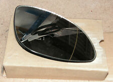 Vauxhall Vectra B RH Manual Wing Mirror Glass With Wide Angle Insert 90569692