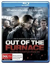 *New & Sealed* Out Of The Furnace (Blu-ray, 2014) Christian Bale / Casey Affleck