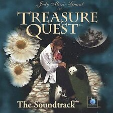 Treasure Quest: The Soundtrack Jody Marie Gnant MUSIC CD