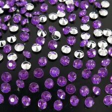 4.5mm Diamond Table Confetti Acrylic Wedding Party Decor Crystals Vase Filler