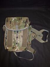 British Army MTP General Service Respirator GSR Gas Mask Haversack / Case  / Bag