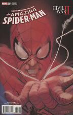 War US 1984-Now Modern Age Spider-Man Comics