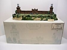 Harbour Lights Navesink (Twin Lights) Lighthouse #200 With Original Box