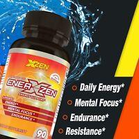 Energy Booster Mental Focus Brain Boost Men & Women Nootropic Supplement Pills