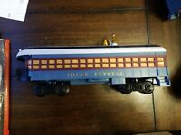 Lionel POLAR EXPRESS G Gauge OBSERVATION HOBO Car Replacement Train