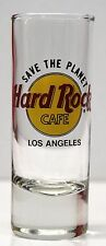 """Hard Rock Cafe - Los Angeles - Shot Glass Shooter 4 """" Tall"""
