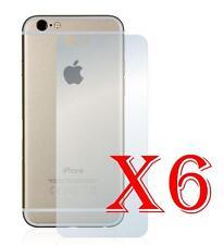 6 PZ PELLICOLA PROTEZIONE PARTE POSTERIORE Apple iPhone 6S Retro PROTEGGI