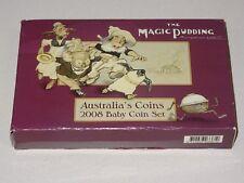 2008 Proof Coin Baby Set - The Magic Pudding - Royal Australian Mint RAM
