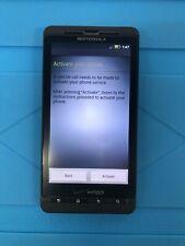 Motorola M8810 - Black - Verizon