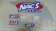 Nac's Racing Raptor 660 graphics kit