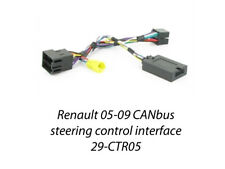 29-CTR05 RENAULT CLIO II PHASE 2 & 3 2001 to 2005 CANBUS STEERING CONTROL