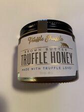 Truffle Shuffle Brown Butter Truffle Honey 3 oz - So Delicious!