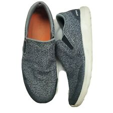 Crocs crocs Men's Kinsale Static Slip-on Fashion Sneaker Shoes Size 10 Gray
