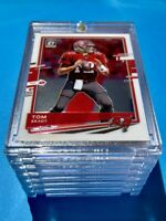 Tom Brady DONRUSS OPTIC HOT 2020 TAMPA BAY SUPER BOWL INVESTMENT CARD - Mint!