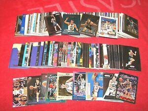 JOHN STOCKTON UTAH JAZZ HOF LOT OF 404 CARDS WITH 117 INSERTS (18-86)