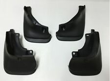 NEW Set Splash Guards Mud Flaps for Corolla 1993-1997 4DR Sedan