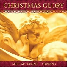 Christmas Glory Cd by April MacKenzie  Brand new and sealed