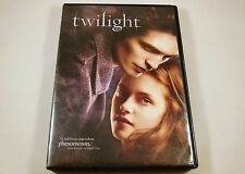 Twilight DVD Limited Retail Exclusive Kristen Stewart, Robert Pattinson