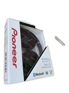 PIONEER SE-MJ553BT-K Wireless Bluetooth Stereo Headphones NEU OVP