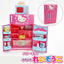 Hello Kitty My Refrigerator - Everything Needed for Hours of Play