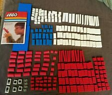Vintage  Lego Beginner Set #101 by Samsonite with 284 Pieces and catalog