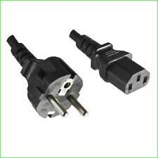 10x 6m Kaltgerätekabel lang Netzkabel Stromkabel Kaltgeräte Kabel IEC C13 Schuko