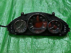 Mercedes 320 CLS C219 Speedometer Speedo Clocks  A2195406511