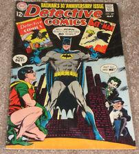 Detective Comics #387 [VG+/ FN- ]  DC Comics, 1969.