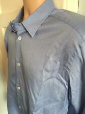 "VIVIENNE WESTWOOD SHIRT BLUE TAB COLLAR 16"" BNWT LONG SLEEVE 40"" CHEST  LARGE"