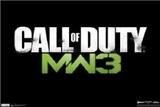 XBOX 360 CALL OF DUTY MODERN WARFARE 3 MW3 VIDEO GAME 22x34 POSTER FREE SHIP
