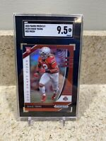 2020 Panini Prizm Draft Picks Chase Rookie Young Red Prizm SGC 9.5 Comp Psa
