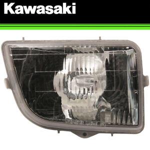 NEW 1999 - 2008 GENUINE KAWASAKI MULE 3000 3010 RIGHT HEADLIGHT LENS 23007-1355