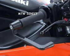 R&G RACING Carbon Fibre BRAKE Lever Guard Kawasaki ZX6-R (2016 - 636)