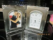 Double Sided Wedding Frame Things Remenbered w/a Danbury Clock