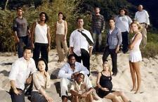 Lost Cast Poster Beach #224in x 36in