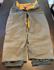 Burton Ronin Olive Green Size Large Snowboard Pants