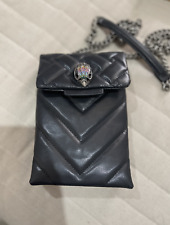 KURT GEIGER LONDON LEATHER IPHONE CARD CASE Bag