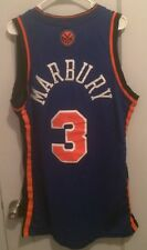Stephon Marbury New York Knicks NBA Jersey Men L Reebok  3 Starbury Crawford 81be226d3