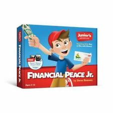 Financial Peace Junior : Teaching Kids How to Win with Money! by Dave Ramsey...