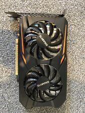 GIGABYTE Geforce GTX 1050 Ti OC Low Profile 4GB GDDR5 - used