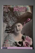 R&L Mag: Picture Postcard Monthly May 2017 Fashion Hats/Hong Kong